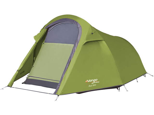 Vango Soul 300 Tent, treetops